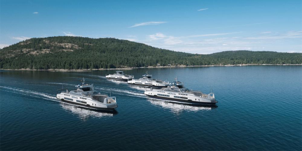 BC Ferries ordert Fähren mit Hybridsystem von Corvus Energy
