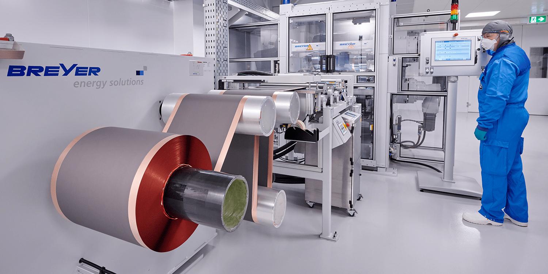 BMW erhält Millionen-Förderung für Batterieforschung