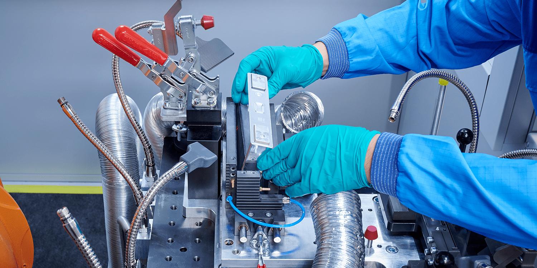 BMW eröffnet Batterie-Kompetenzzentrum in München