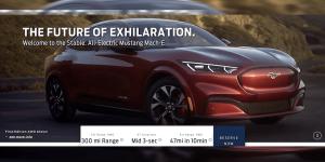 Ford Mustang Mach-E startet bei unter 50.000 Euro