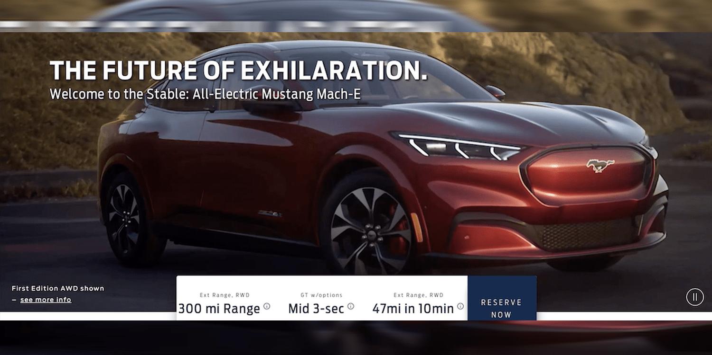 Ford Mustang Mach-E startet bei unter 50.000 Euro - electrive.net
