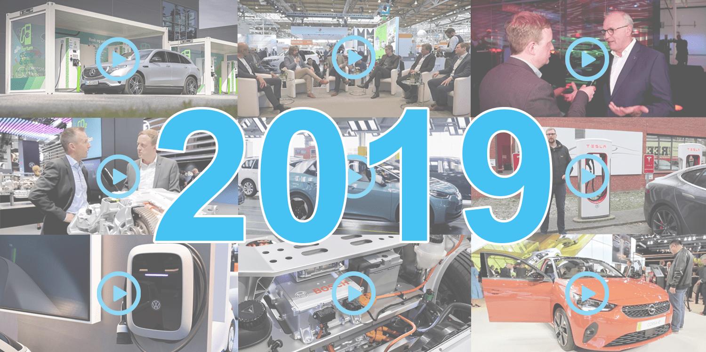 Jahresrückblick: Die beliebtesten Videos aus 2019