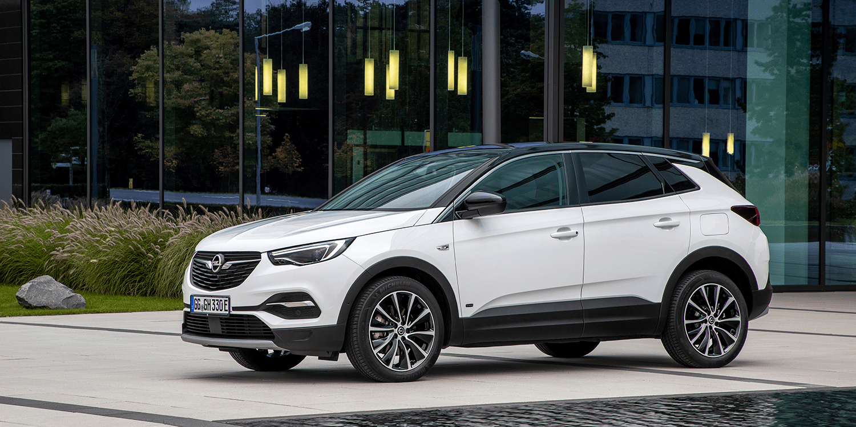 Opels Grandland X Plug-in-Hybrid mit Frontantrieb bestellbar - electrive.net
