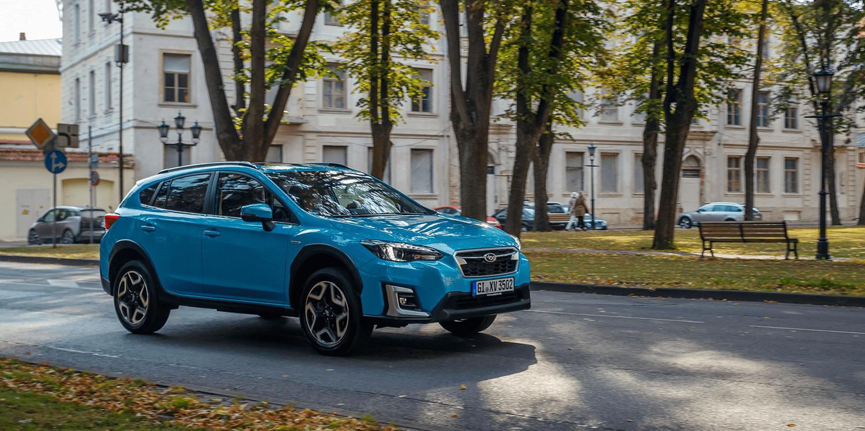 Subaru setzt sich E-Ziele für 2030