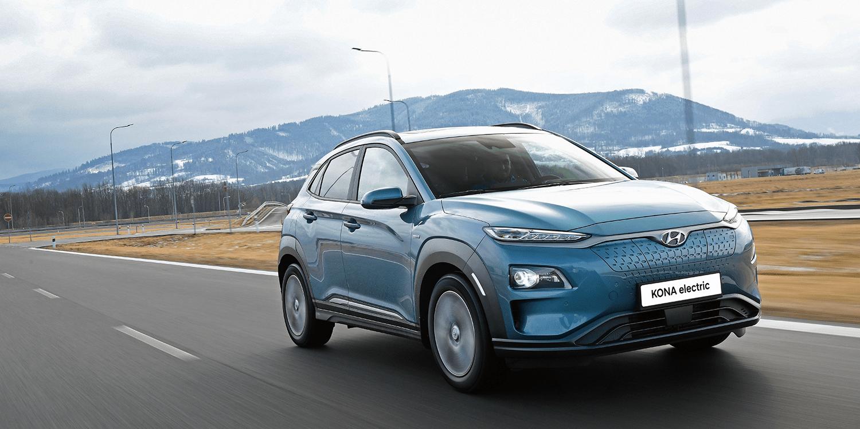 Hyundai bietet neue Leasing-Angebote für E-Modelle