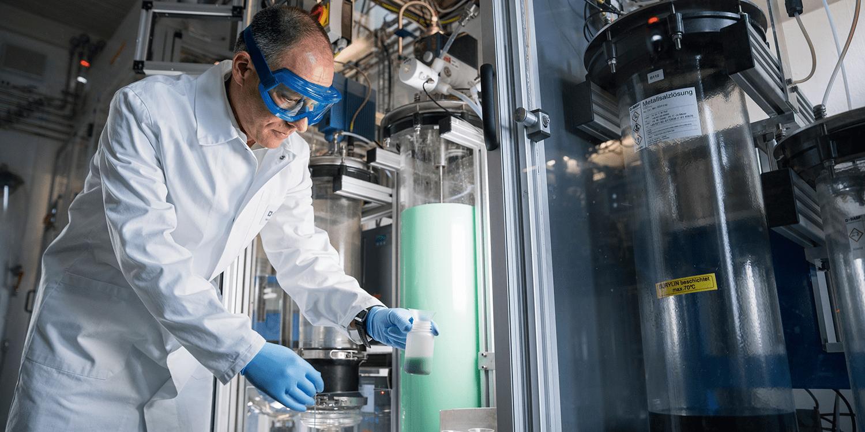 BASF will Kathodenmaterial in Schwarzheide fertigen