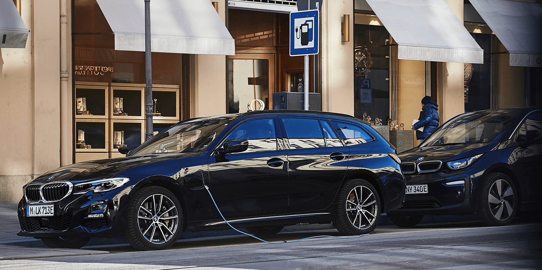 2020 BMW 3 Series Edrive Phev First Drive
