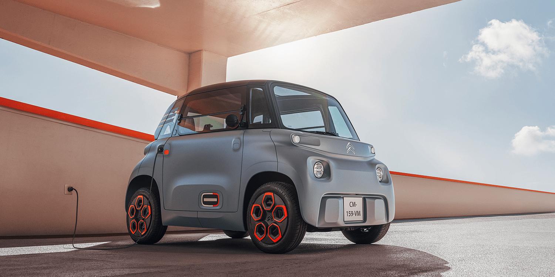 Citroën stellt elektrisches Leichtgewicht für 6.000 Euro vor