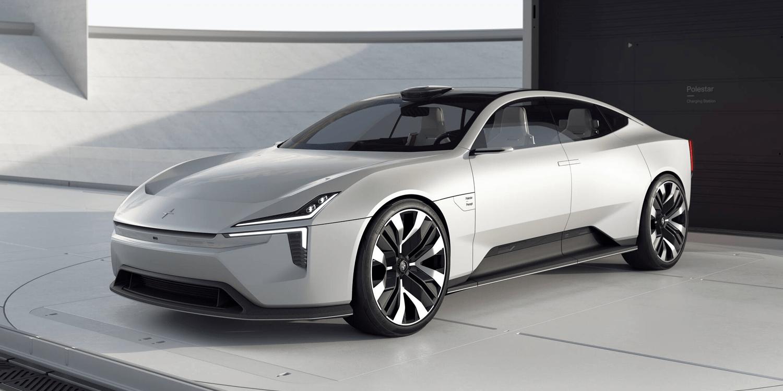 Polestar Precept: Ausblick auf künftige Elektro-Limousinen