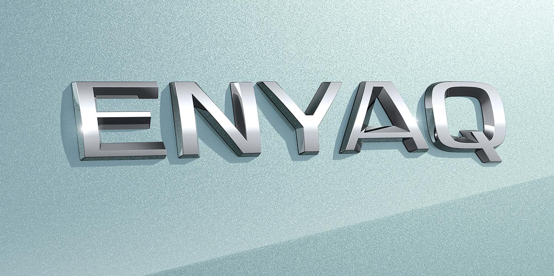 Škodas Elektro-SUV auf MEB-Basis wird Enyaq heißen