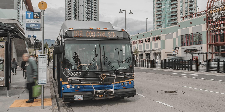 Vancouver: Drei Szenarien für die E-Bus-Flotte