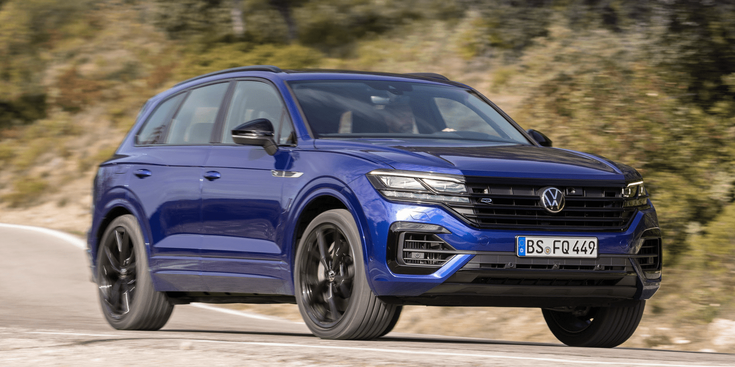 2020 VW Touareg Price and Review