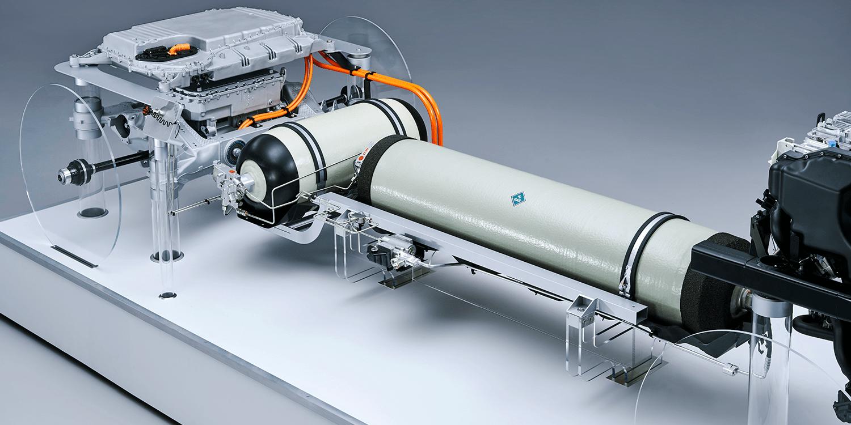 BMW i Hydrogen Next: Erste Details zum Wasserstoff-Antrieb