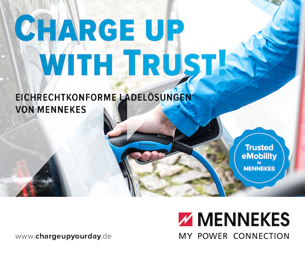 Mennekes - Charge Up with Trust!