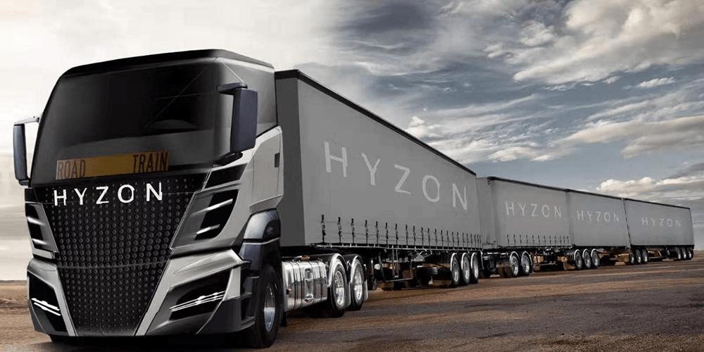 Hyzon Motors: Neuer Brennstoffzellen-Nfz-Bauer aus den USA