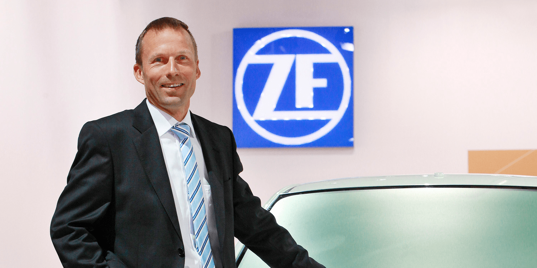 ZF-Division E-Mobility: Jörg Grotendorst vor Abgang?