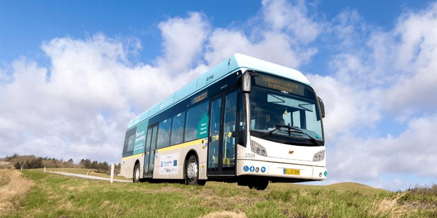 Dänemark: Erste Brennstoffzellen-Busse in Betrieb