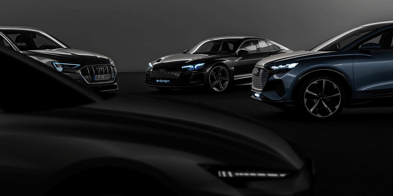 Audi nennt weitere Details zu E-Plattformen