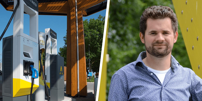"""Fastned-CEO Langezaal über Mobility Service Provider: """"Das ist kein Geschäftsmodell, das lange überleben wird."""""""