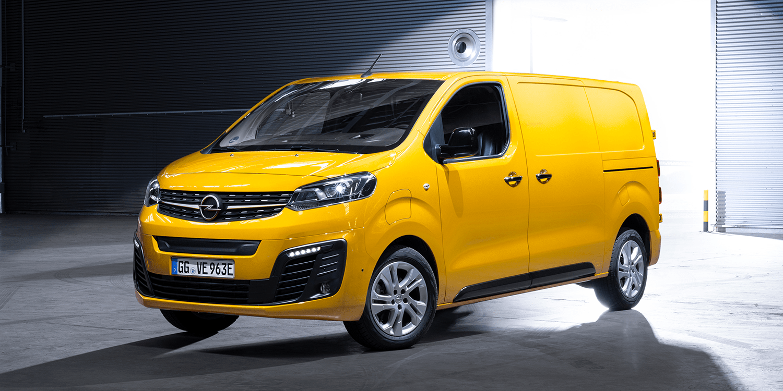 2020 Opel Vivaro Engine