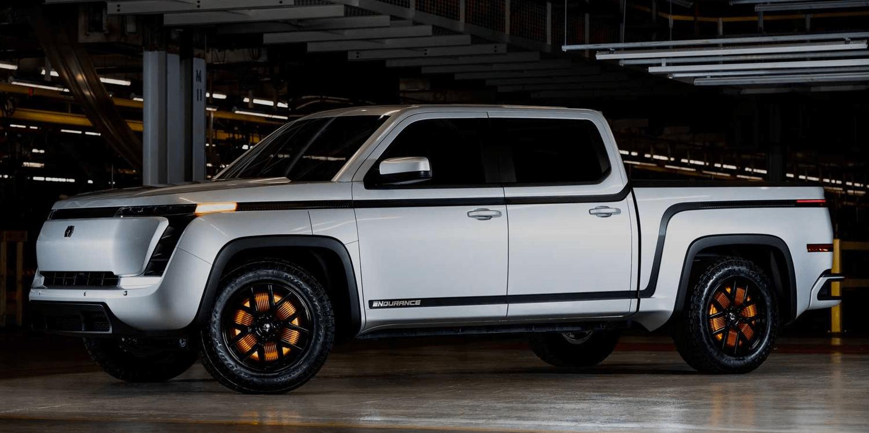 Lordstown Motors will an die Börse