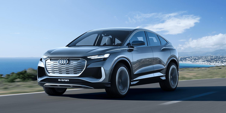 Audi bringt den Q4 e-tron auch als Sportback