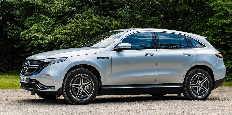 Fahrbericht Mercedes Benz Eqc Auf Der Langstrecke Electrive Net