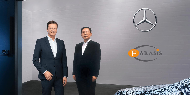 Mercedes steigt bei Batteriezellenhersteller Farasis ein