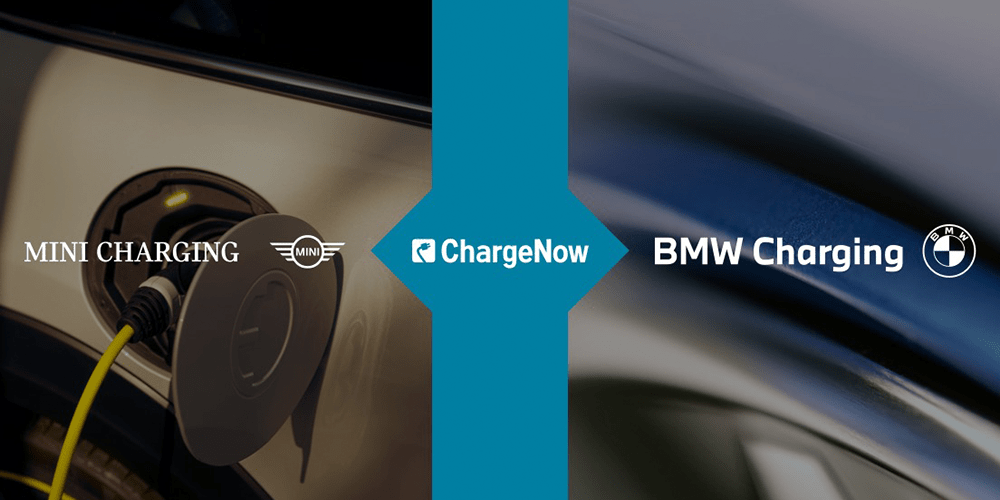 ChargeNow wird in BMW Charging und Mini Charging umbenannt