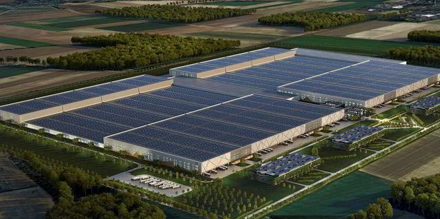 Verkor plant Batteriezellproduktion im GWh-Maßstab in Europa