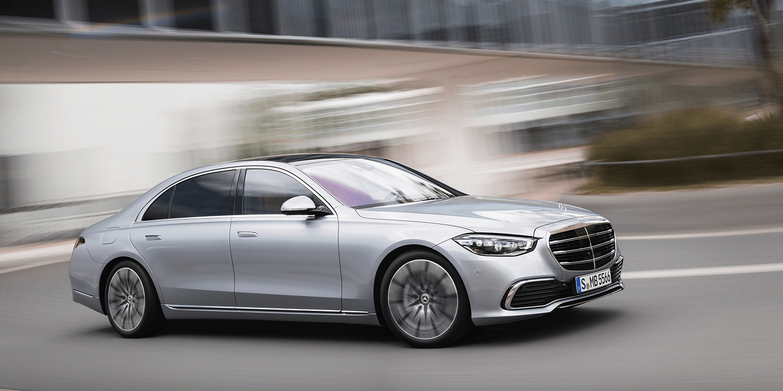 Mercedes S-Klasse kommt erst 2021 als PHEV - electrive.net
