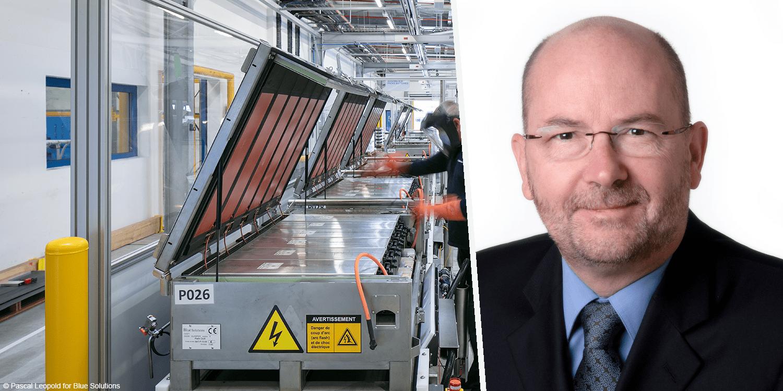 """""""Wir sind der eigentliche Pionier der Feststoffbatterie"""" - www.electrive.net"""