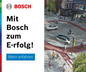 Bosch E-rfolg