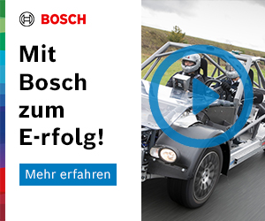 Bosch Amps Up