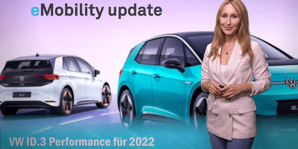eMobility update: Performance-ID.3 2022, Renault 5 in 2024, Premierefahrt Batteriezug, Tesla-Leasing von ALD