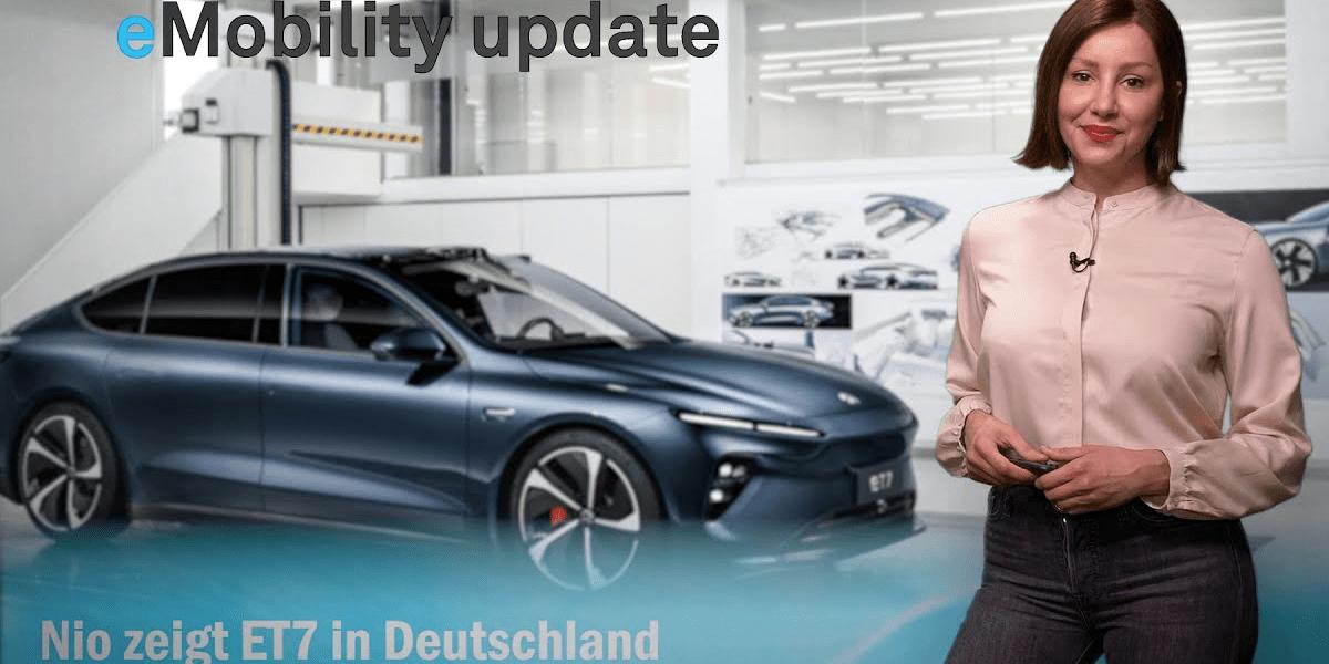 eMobility update: Nio zeigt ET7, Kia mit neuer Sportage-Generation, Leonardo Hotels mit Ladestation