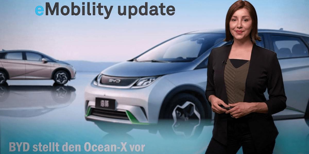 eMobility update: BYD Mittelklasse-Limousine, VW Batterielabor, Vitesco 800-Volt-Komponente, Hermes