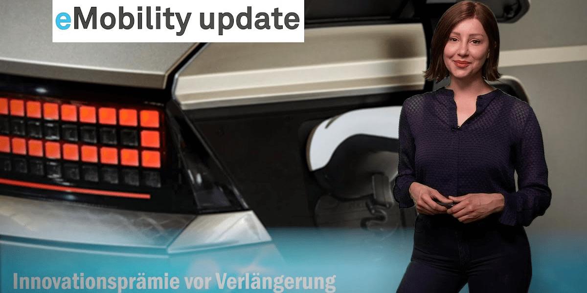 eMobility update: Verlängerung der Innovationsprämie, E-Bikes in Trier, induktives Laden, E-Roller