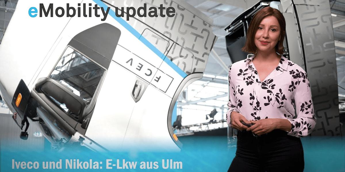 eMobility update: Elektro-Lkw-Fertigung in Ulm, Neue Infos zum Polestar 3, E-Mobilität bei MAN, EQG