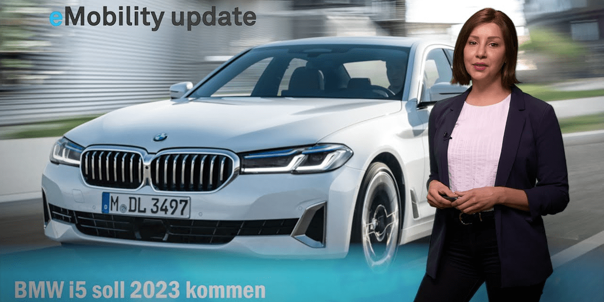 eMobility update: Xpeng P5 in China, BMW i5 2023, Ladepad am Taxistand, 300.000 Ladestationen
