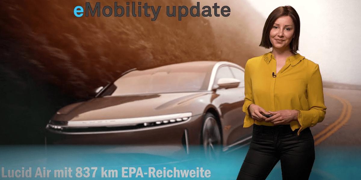 eMobility update: Lucid Air mit 800 km Reichweite, Volvo XC40 mit Frontantrieb, Ford F-150 Lightning