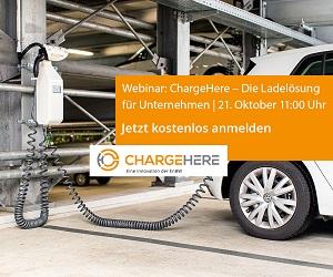 ChargeHere Webinar