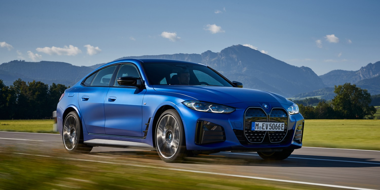 BMW i4: Elektro-Sportler mit Manieren