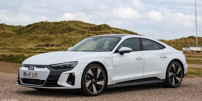 Fahrbericht: Audi e-tron GT auf der Langstrecke