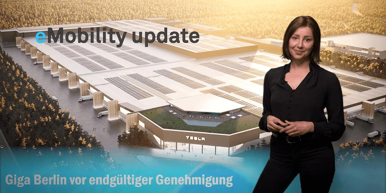 eMobility update: Giga Berlin vor Genehmigung, Genesis GV60, Arrival Transporter, Solaris Midibus