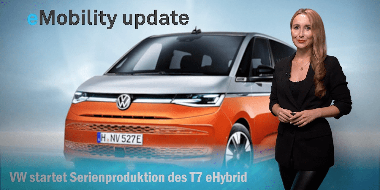 eMobility update: Serienproduktion VW T7 E-Hybrid, Renault E-SUV, Steuer auf teure E-Autos, WeShare