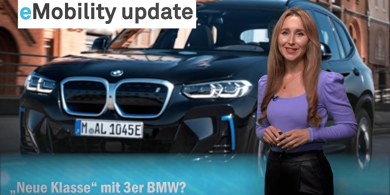 eMobility update: Neue Elektro-Lkw-Marke BAX, Nissan E-Crossover löst Leaf ab, elektrischer 3er BMW?
